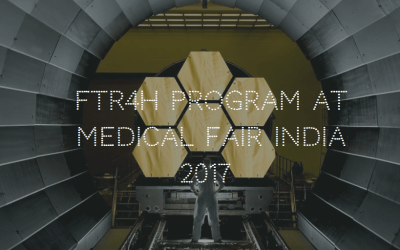 FTR4H Program for Digital Health Futurists at MEDICAL FAIR INDIA 2017 is out!
