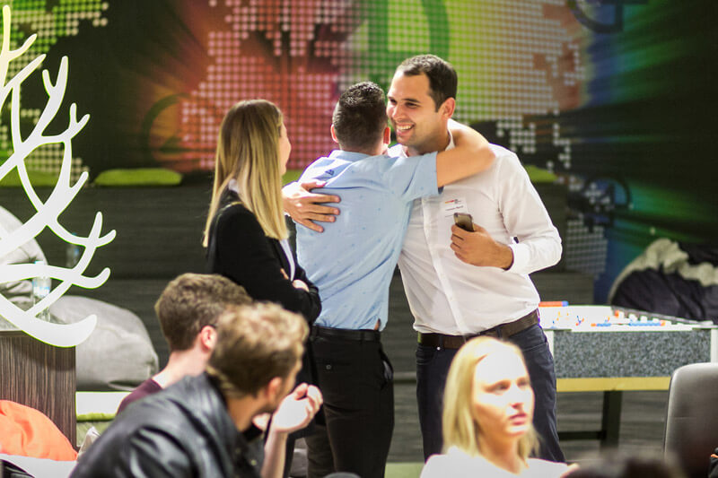 Who will be the guest startup at FTR4H Lab&Lounge at MEDICA 2017?