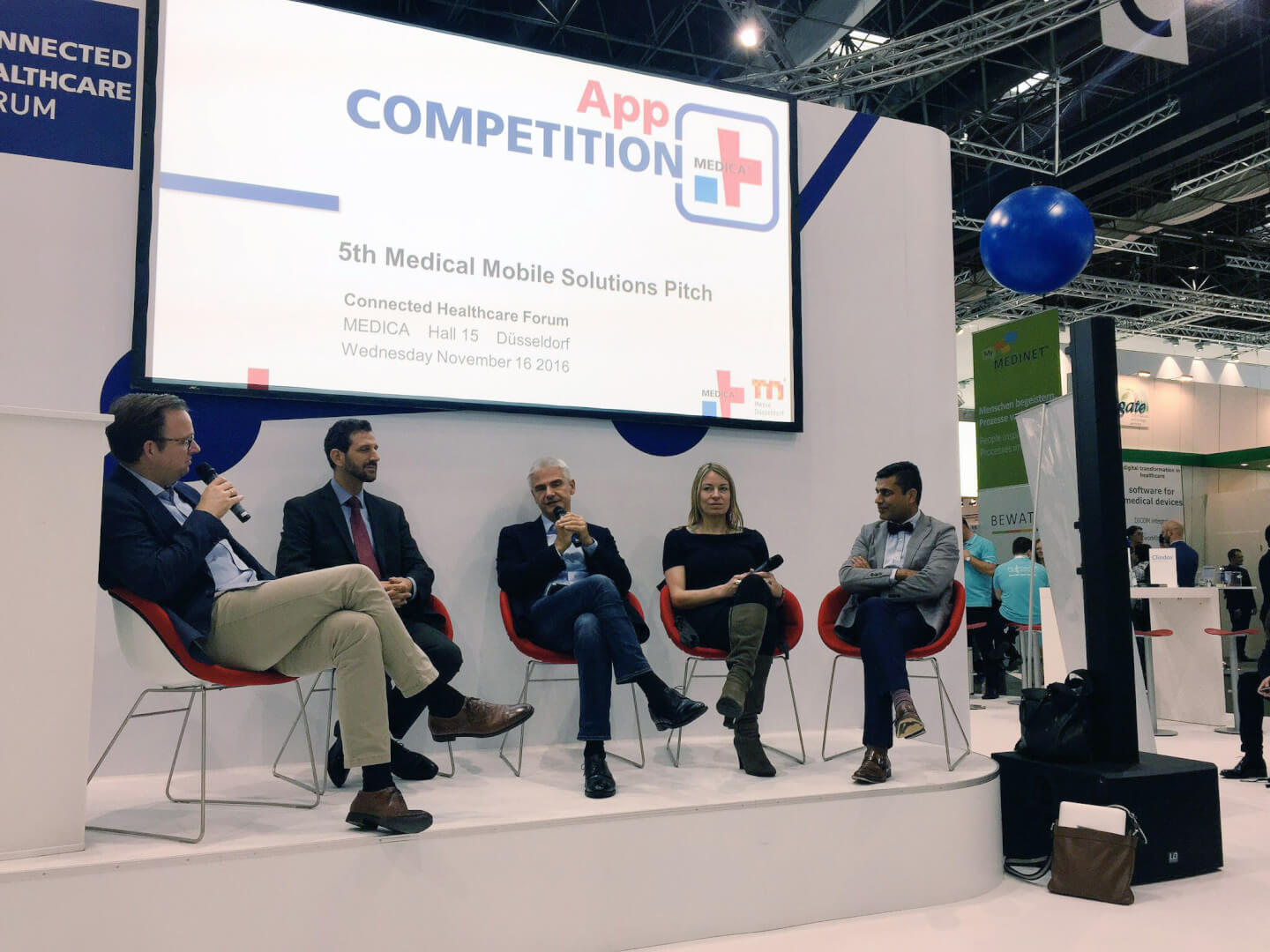 Are YOU Going To Shine At MEDICA APP COMPETITION?