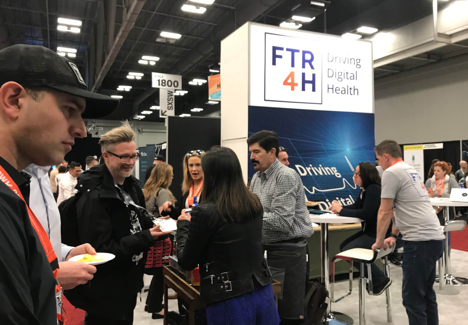 Bringing the global overview of digital health to SXSW